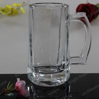 China Eco-Friendly Feature Glass Beer Mugs, Best Quality Beer Cup wholesale wholesale