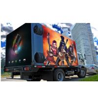 China 1R1G1B P25 Moveable LED Screen Full Color , Outdoor Full Color Led Display 6500K wholesale