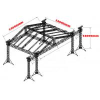 China OEM High Loading Stage Roofing Truss Systems With TUV and SGS wholesale