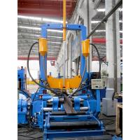China Light Duty H Beam Welding Line Automatic Welding Machine With High Efficiency 3 in 1 Combination wholesale