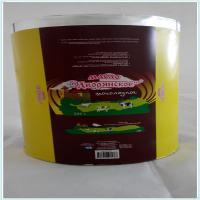 China Printed New Aluminium Foil Roll Food Wrap Cooking wholesale