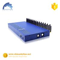 China Hot sale 32 port voip gateway gsm 4G voice and sms gateway wholesale