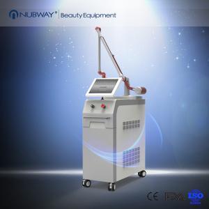 China 2016 latest Beauty Equipment Q SwitCh ND Yag Laser Tattoo Removal Machine wholesale