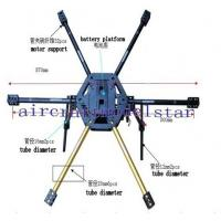 Quality AMS6800 6quad copter,GPS wifi,3 axis PTZ helicopter model for sale