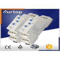 China Green Led Multifunction Time Relay 24~240VAC / DC 50-60HZ 5A Rated Current AC1 wholesale