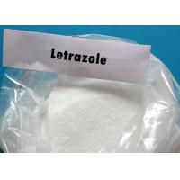 China CAS 120511-73-1 Anti Estrogen Steroids Femara White Powder Letrazole Material Letrazole Powder wholesale