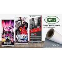 Buy cheap Osign Exhibition Pull Up Banners , Durable Floor Standing Banner Display from wholesalers