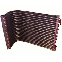 Buy cheap 17x25 air conditioner condenser coil copper tube aluminium fin from wholesalers