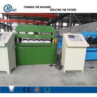 Buy cheap Steel Trapezoidal Profile Metal Roofing Roll Forming Machine With 3 Stands Rollers from wholesalers