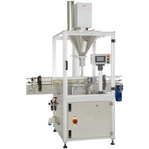 China Negative Pressure Liquid Bottle Filling Machine , 4 Heads Water Bottle Filler on sale
