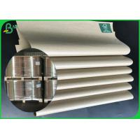 China Eco - Friendly FDA Food Grade Single Side PE Coated Paper Roll For Wrapping Food wholesale