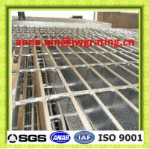 China OPEN STEEL FLOOR GRATINGS/OPEN STEEL GRATING FOR FLOOR wholesale
