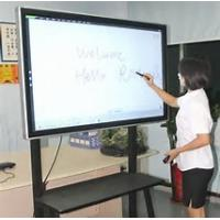 China 75 / 65 Inch Classroom Smart Boards , High Definition Digital Interactive Whiteboard wholesale