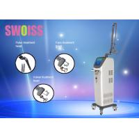 China Multi - Function CO2 Fractional Laser Machine Max Distance Scan Mode CE Approved wholesale