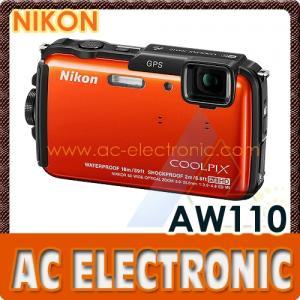 China Nikon-AW110-Orange wholesale