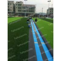 China High Density Shock Pad Underlay Grass Carpet Celled Porous Water Drainage on sale