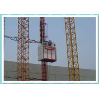China Mining Industrial Passenger And Material Hoist with CE Certificate wholesale