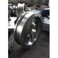 China Custom Carbon Steel Open Die Forgings , Disc Forging Stainless Steel wholesale