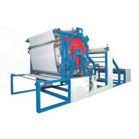 China Automatic Textile / PE Foam Bonding Machine With Glue , Foam Rebonding Machine wholesale
