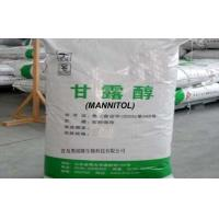 China Medical  Grade Aldohexos / Mannitol / Mannose Powder For Dehydrating Agent wholesale
