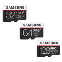 Quality SAMSUNG 32GB 64GB 128GB Micro SD SDHC Micro SDXC TF Card Class10 PRO PLUS 4K for sale