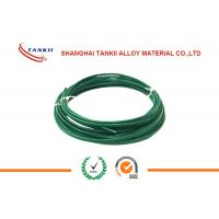 China Multi Core High Temperature Thermocouple Extension Wire With PTFE Insulation  2 * 20 AWG Type KX wholesale
