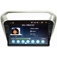 Quality Ouchuangbo car radio audio android 6.0 for Citroen Elysee Peugeot 301 with gps for sale