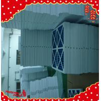 Buy cheap 592x287x46mm G3 G4 cardboard frame disposable pleated coarse filters from wholesalers