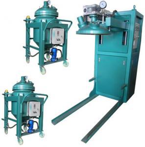 China resin transformer molding machine automatic clamping machine mixing plant vacuum thin film degassing machine wholesale