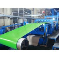 China Structural Grade Prepainted Galvanized Steel Coil RAL Color Coated 0.20mm - 1.2MM on sale