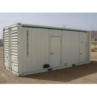 China Soundproof Diesel Generator 800KVA Cummins Genset With Containerized Canopy wholesale