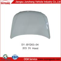 China Replacement Auto Body Parts Engine Hood/Bonnet For BYD F6 on sale