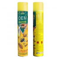 China Aerosol Insecticide Spray Killer Mosquito Alchol Based on sale