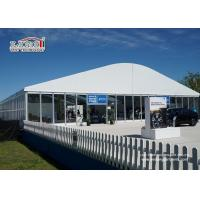 China 50 x 50 Outdoor Exhibition Tents Wedding Party With PVC Fabric wholesale