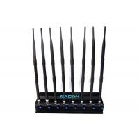 China 18w Power Mobile Phone Blocker Jammer Long Distance With 3 Cooling Fans Inside on sale