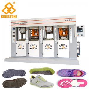 China Static Shoe Sole Injection Moulding Machine, TPU TPR TR PVC Sole Making Machine on sale