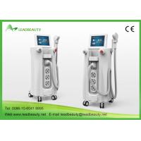 China Permanent and painless laser hair removal / 808nm diode laser beauty equipment wholesale