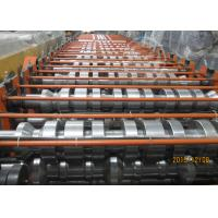 China Customized Two Profile Panel Double Layer Roll Forming Machine High Precision wholesale