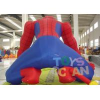 Quality Giant Advertising Balloon Inflatable Spiderman Model For Event Parade Promotion for sale