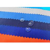 China Cotton Twill 200gsm 20*20 Water Resistant Fabric wholesale