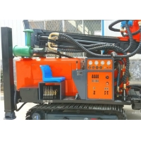 China ST 180 Meters Customized Borewell Crawler Drilling Rig Equipment wholesale