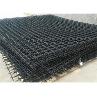 China Square Hole Mining Quarry Screen Mesh Wearable And High Temperature - Proof wholesale