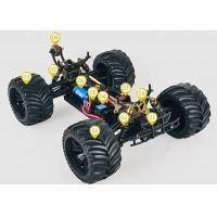 Remote Control Big RC Monster Trucks 1/10 Th Two Channel Somersault