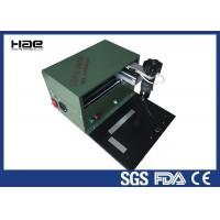 China Name Plates Dot Peen Marking Systems , Portable Marking Machine For Steel wholesale