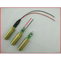 China 532nm 100mw green dot laser module wholesale