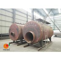 China CWNS Type Oil Fired Hot Water Boiler Heating System / Fire Tube Steam Boiler wholesale
