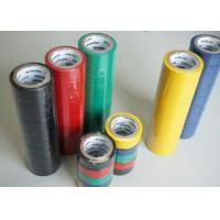 China Colorful PVC Electrical Insulation Tape , Heat Shield Tape For Wires And Cables wholesale