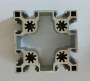 China Anodized Aluminum 6061 Assembly Line , Standard Aluminium Extrusion Profiles wholesale