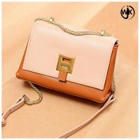 Buy cheap New arrival leather mini lady bag female shoulder bag handbags from wholesalers