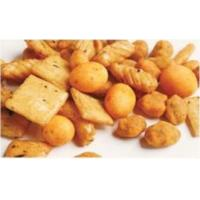 Buy cheap Tasty BBQ Flavor rice cackers coated roasted peanuts mixed snacks kosher prodcuts from wholesalers